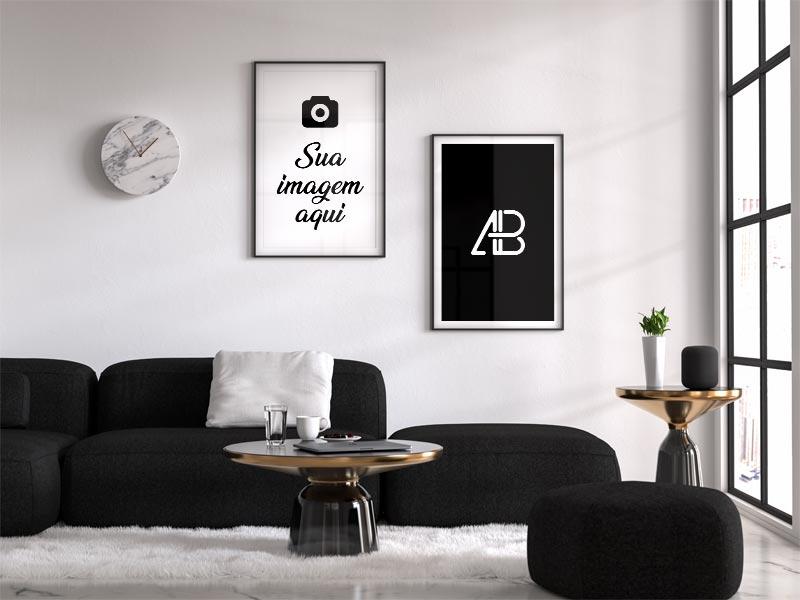 Quadro personalizado com sua imagem